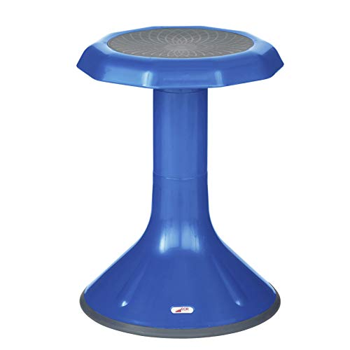 ECR4Kids ACE Active Core Engagement Wobble Stool for Kids, Flexible Classroom & Home Seating, Kids