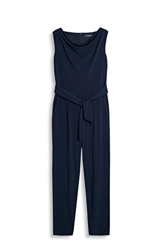 ESPRIT Collection Damen Jumpsuits, blau (navy) - 3