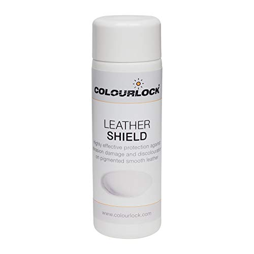 Colourlock Leather Shield | for New or Light Colored Leather | Protection from Ink & dye transfers and Friction | 150 ml
