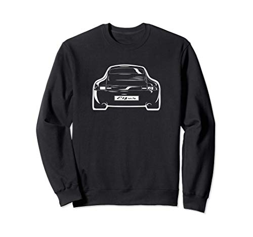 911 Turbo Sportwagen Youngtimer Auto PKW Automotiv 924 944 Sweatshirt