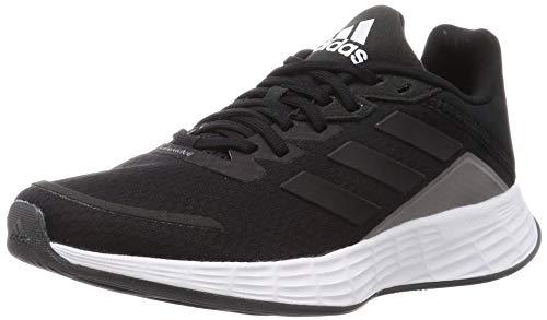 adidas Duramo SL, Zapatillas de Running Mujer, Core Black/Core Black/Grey Six, 37 1/3 EU