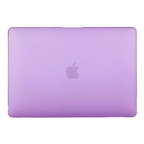 SDH Más nuevo para MacBook Pro 13 pulgadas caso 2020 liberación Touch Bar & ID Modelo: A2338/A2289/A2251, funda para portátil y teclado cubierta piel 4 en 1 paquete, colores arco iris 8