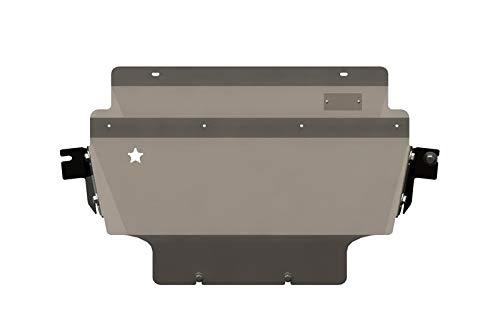 Sheriff protection de Radiateur en aluminium, pour de 2010 à 2014