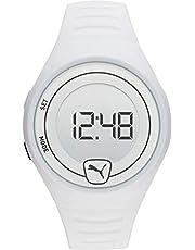 [プーマ] 腕時計 FASTER P5027 メンズ 正規輸入品 ホワイト