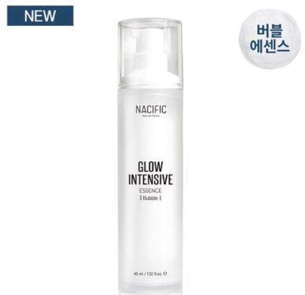 ラック呼吸するバタフライ[NACIFIC] Glow Intensive Bubble Essence 45ml/[ナシフィック]グローインテンシブバブルエッセンス45ml [並行輸入品]