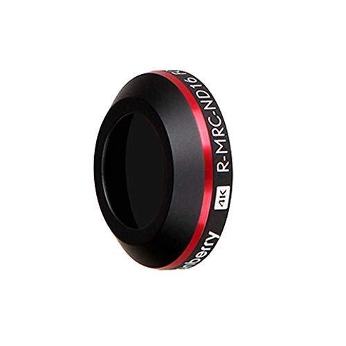 Ellenbogenorthese-LQ Drone Super Light UV ND4 ND8 ND16 CPL Filtro de lente para DJI Mavic Pro Platinum Camera Drone Filter Polarizante filtros de densidad neutra Sets (color ND16)