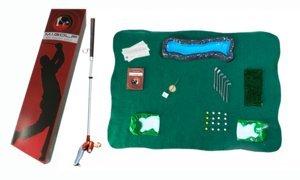 Mini Indoor Golf Player Pack