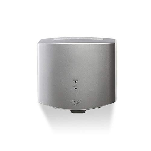 HAIYANSD Gewerbe Compact High Speed Air Handtrockner für Badezimmer Hygiene-Maschine,Schwarz,US