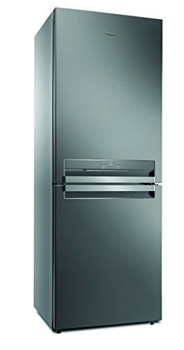 Frigorífico combi - Whirlpool BTNF5323OX, 450 L, Total No frost, LED, 39 dB, Clase A+++, Inox