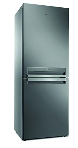 clasificación y comparación Congelador complejo – Whirlpool BTNF5323OX, 450 l, No Frost, LED, 39 dB, Clase A +++, Inox para casa