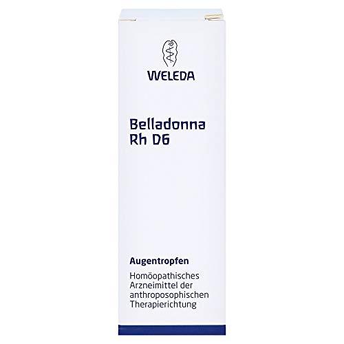 Belladonna Planta Tota Rh D 6 Augentropfen, 10 ml