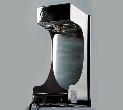 INSTANT COLD Enfriador de Copas Automática Enfría a -68 Grados en 6 Segundos | Color Negro Mate Iluminación Azul