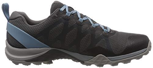 Merrell Women's Siren 3 Gtx Low Rise Hiking Boots, Grey Blue Smoke, 6 UK
