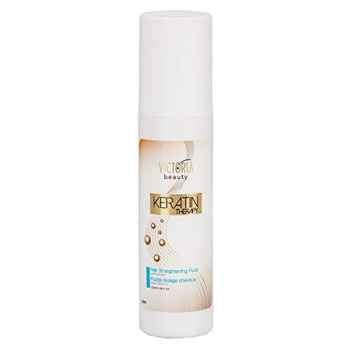 Victoria Beauty - Flüssig Keratin Haarglättung dauerhaft Haarspray - Anti-Frizz Haar Spray für Frauen und Männer - Haarpflege - Hair Treatment (1 x 150ml)