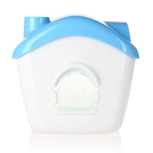 Contenedores de almacenamiento independientes Cuarto de baño toalla de mano bandeja de succión baño de toallas de papel perforado impermeable montaje en pared Portarrollos estante de toalla de tejido