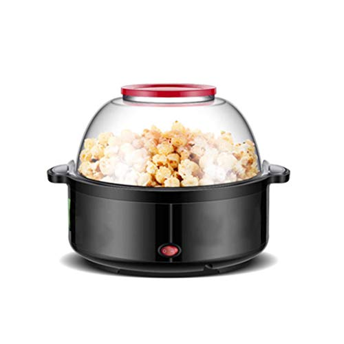 Best Review Of Popcorn Machine Home Small Multifunctional Automatic Large Capacity Popcorn Machine C...
