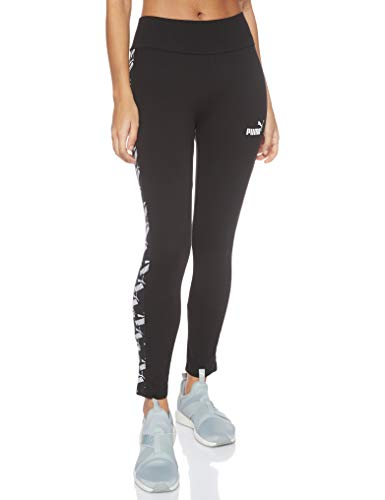 Puma Amplified, Leggings Donna, Nero Black, S