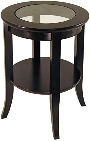Best Winsome Wood Genoa Occasional Table, Espresso