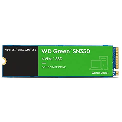 WD Green™ PC SN350 NVMe™ SSD 480GB