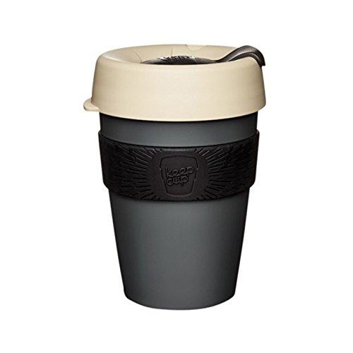 KeepCup Trinkbecher für Reisen, verschließbar und wiederverwendbar, Nitro, 12oz/340ml