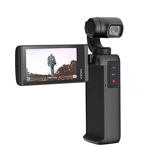 画像: 【小型ジンバルカメラ】軽量・大画面・超広角「MOZA MOIN Camera」レビュー ブレない動画が簡単に撮影できる!