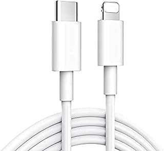 MAHFADHA 20W Fast Charging Compaible For iphone 12 mini/12/12 Pro/13/13 pro/13 promax/13mini,Type C to Lightning Cable[MFi...