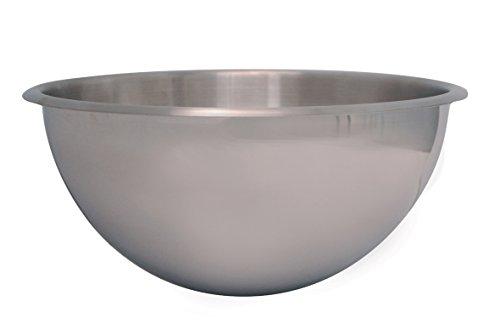 DE BUYER -3372.24 -bassine 1/2 spherique inox ø 24cm
