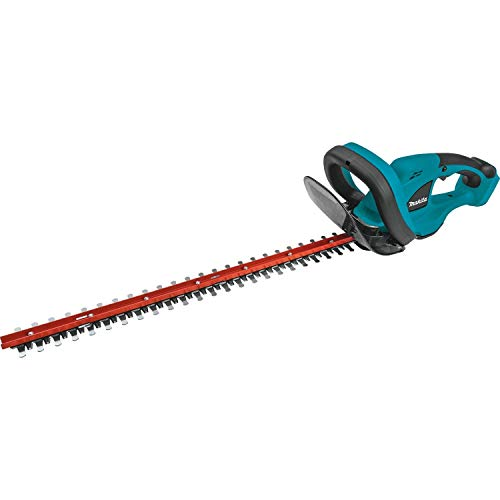 Makita XHU02Z 18V LXT Lithium-Ion Cordless 22' Hedge Trimmer, Tool...