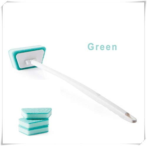 bester Test von hurricane spin scrubber MALAT Badbürstenset Toilettenschüssel Reinigungsfliesen Schwammbürste…