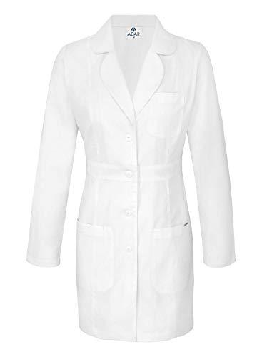 Adar Universal Lab Coats for Women - Belted 33