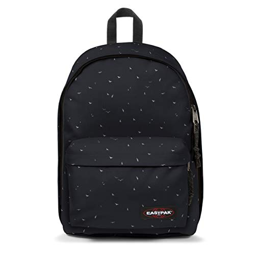 Eastpak Out of Office Zaino, 44 cm, 27 L , Nero (Seaside Birds)