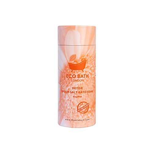 The Eco Bath Detox Epsom Bain Soak 1 x 1 kg