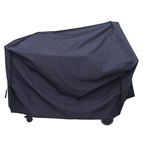 Char-Broil 2346444P04 55-inch Large Smoker Cover, Black