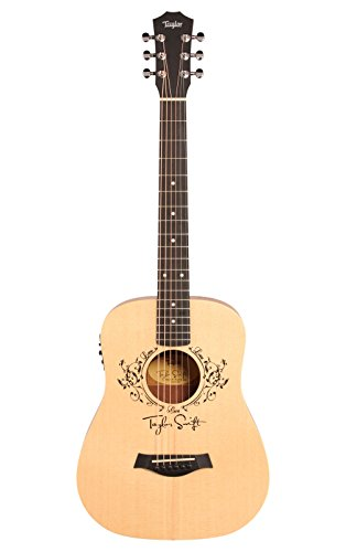Taylor Swift Signature Baby Taylor Acoustic-Electric Guitar | Amazon