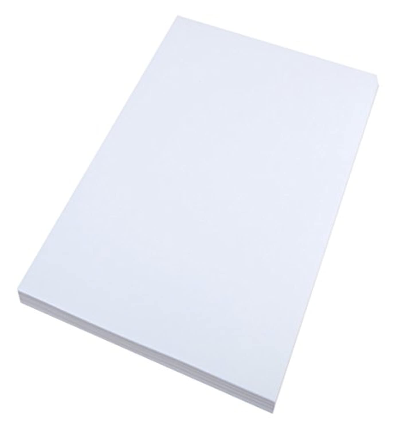 House of Card & Paper A2 250 GSM Card - White (Pack of 50 Sheets)