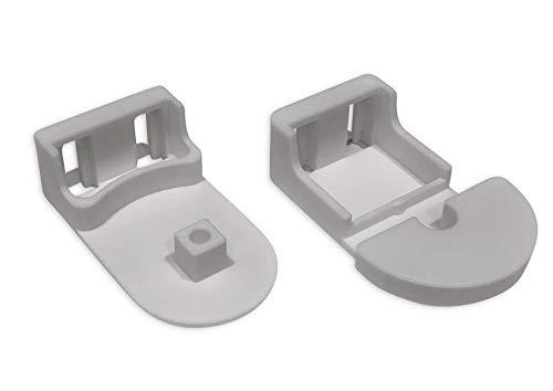 3dp Pieza del Soporte de Montaje para persianas enrollables para IKEA TUPPLUR