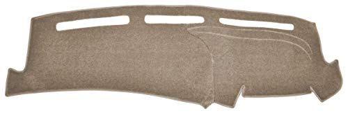 Dodge Ram Dash Cover Mat Pad - 1500 Models Only - Fits 2002(Custom Carpet Taupe)