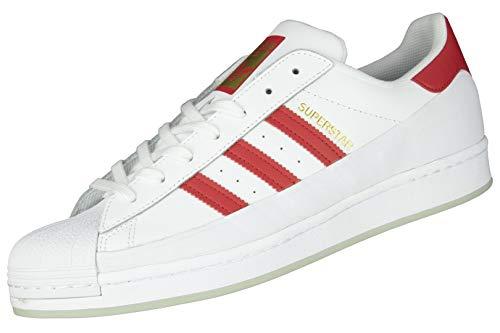adidas Superstar MG - Zapatillas deportivas para hombre, color Blanco, talla 45 EU