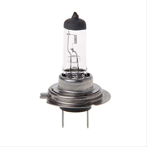 PMWLKJ 1 PC H7 100w 12v Hod Xenon-Weiß 3000k Halogen-Auto-Hauptlicht-Kugel-Birnen-Lampe 3000k