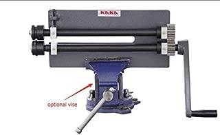 KAKA RM-12 Sheet Metal Fabrication Bead Roller Kit & Forming Mandrels