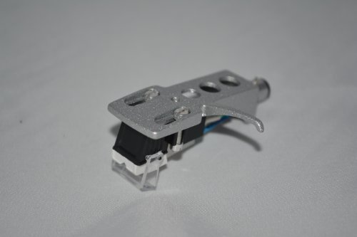 Silver Turntable Headshell Mount with cartridge for Technics SL2000,...