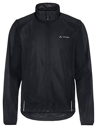 VAUDE Herren Jacke Dundee Classic Zip Off Jacket, Black, L, 06811