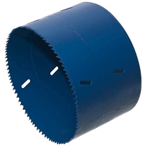 Lochsäge 160 mm BiM extra tiefe Bohrung 97 mm für Metall Holz PVC Arbeitsplatten