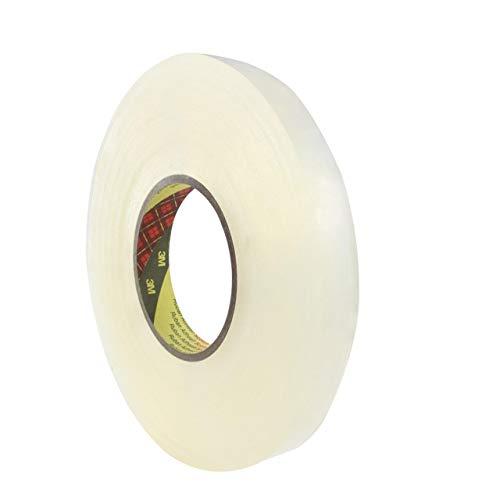 3M 4658 F | Doppelseitiges Montageklebeband | Stark klebend & ablösbar | Transparent | 19 mm x 25 m | 0,8 mm Dicke