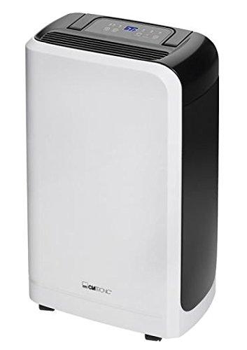 Clatronic le36121L 245W Black, White Dehumidifier–Dehumidifiers (245W, 220–240V, 50Hz)