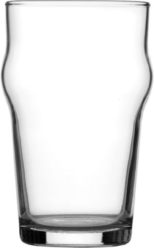 Nonic Half Pint Glass 10 oz (28cl) - Pack Size: 1x48