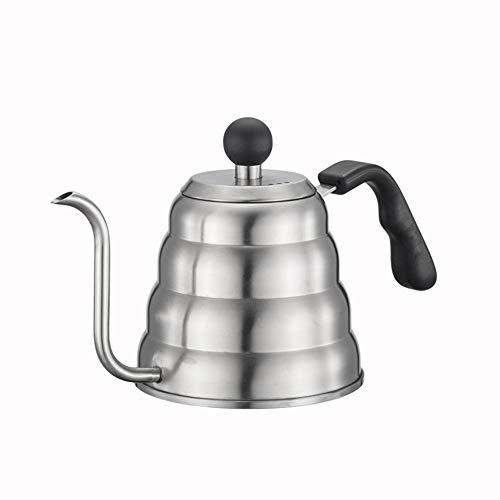 Fasmov 40 oz (1.2L) Tea Kettle Gooseneck Pour Over Coffee Kettle Stovetop Gooseneck Kettle Teakettle, Perfect Drip Coffee Kettle for Pour Over Coffee and Tea Lovers