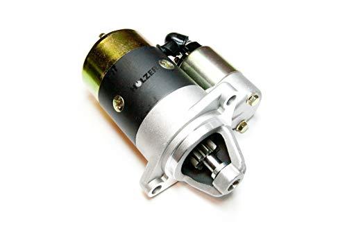 Holzer Arrancador eléctrico eléctrico para generador diésel, generador de corriente