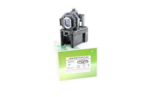 Alda PQ-Premium, Beamerlampe / Ersatzlampe für PANASONIC PT-F100NT Projektoren, Lampe mit Gehäuse