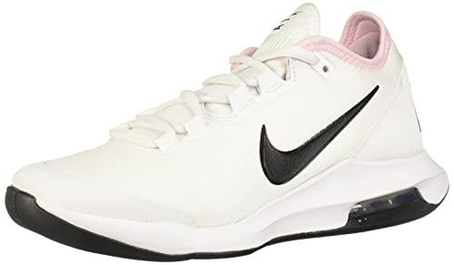 Nike Scarpe da tennis Air Max Wildcard Hd da donna, White Black Pink Foam, 43 EU